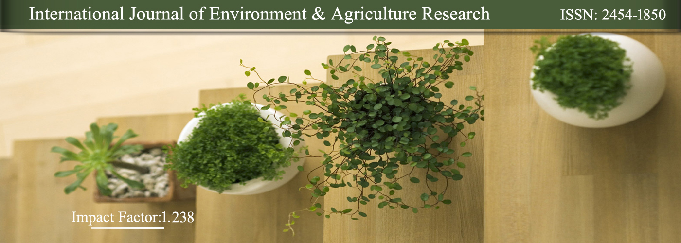 IJOEAR: Agriculture Research Journal