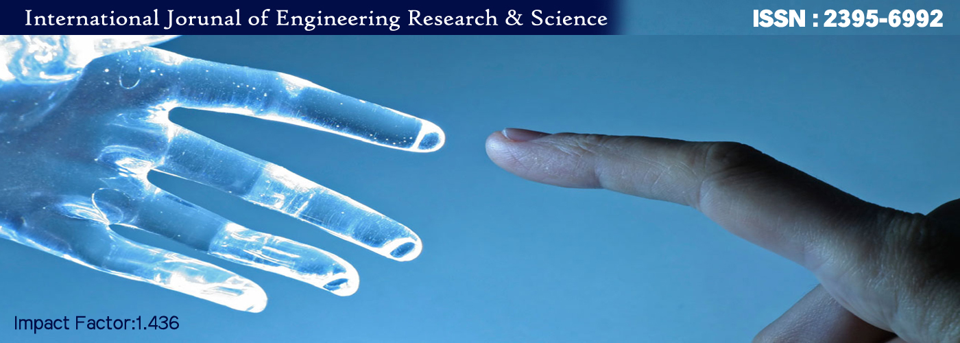 IJOER : Engineering Research Journal